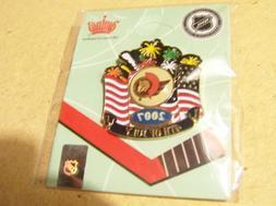 2007 Ottawa Senators 4th Fourth of July pin