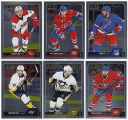2016-17 O-Pee-Chee Platinum Hockey - Base Cards - Pick From