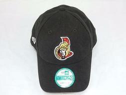 New Era 9Forty Black Adjustable Ottowa Senators Cap Hat NWT