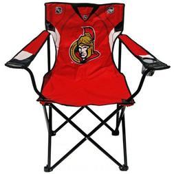 Child Size NHL Team Folding Chair, Ottawa Senators