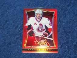 JASON SPEZZA OTTAWA SENATORS 2013-14 SELECT PRIZMS RED PARAL