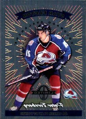 1997 98 donruss limited hockey base singles