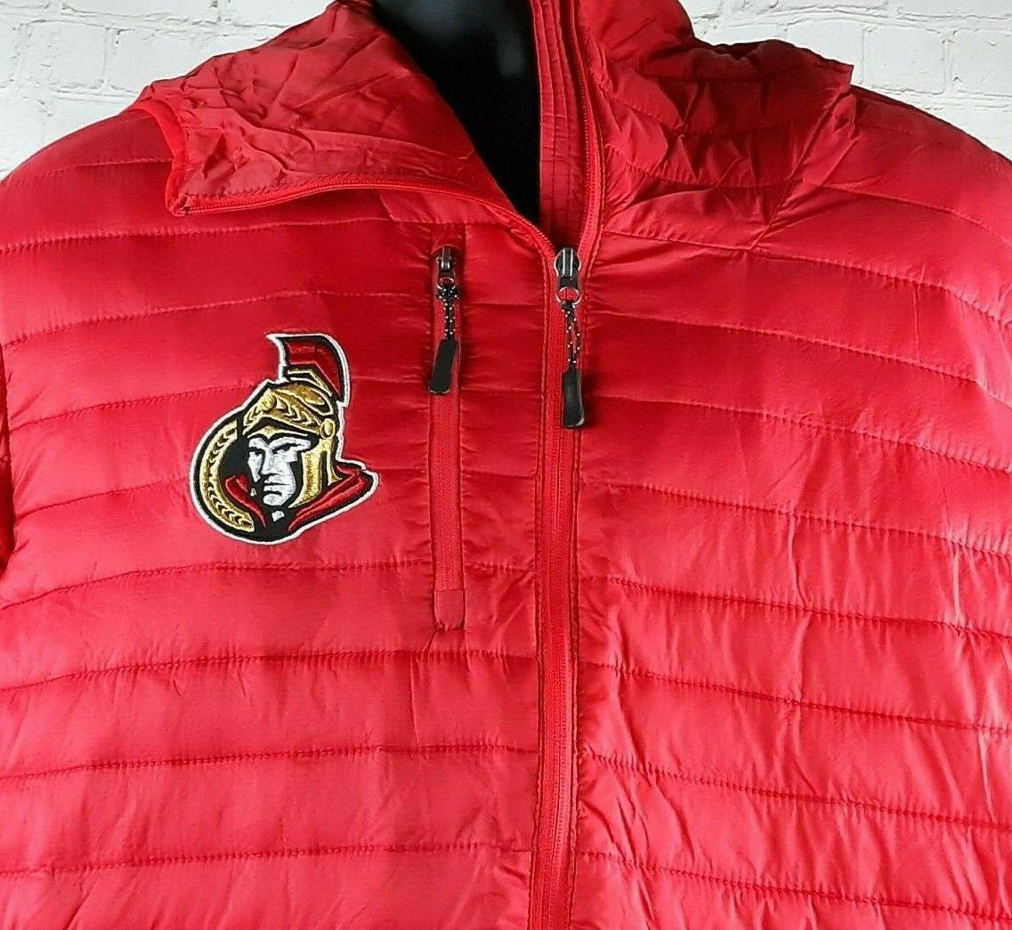 G-III Ottawa Senators Men's Coat Size XL