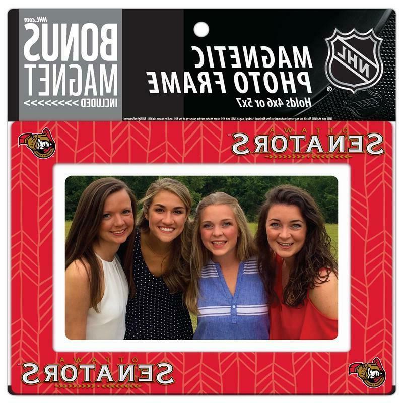 Ottawa Senators or Magnetic Frame with Magnet