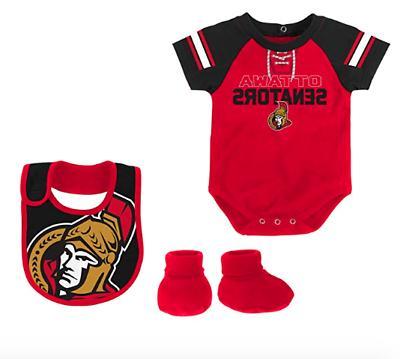 nhl ottawa senators new infant 0 3