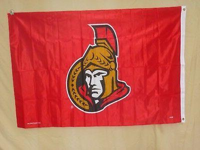ottawa senators 3 x 5 banner flag