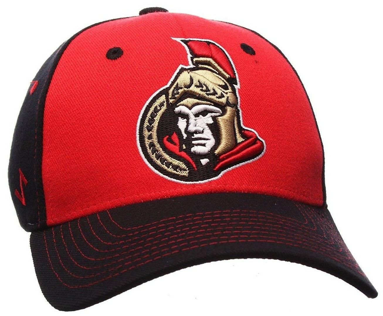ottawa senators ball cap hat nhl uppercut