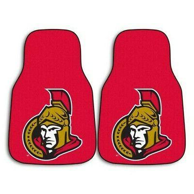 Ottawa Senators Car Mat