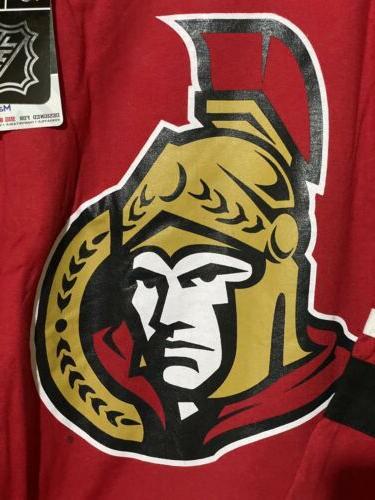 Ottawa Senators Sleeve Tee Men's