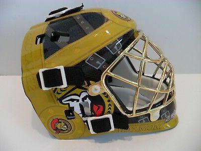 ottawa senators mini goalie mask helmet brand