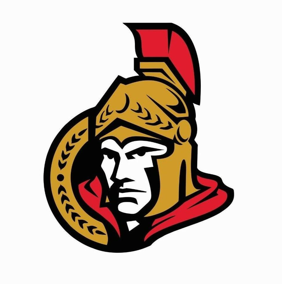 ottawa senators nhl hockey full color logo