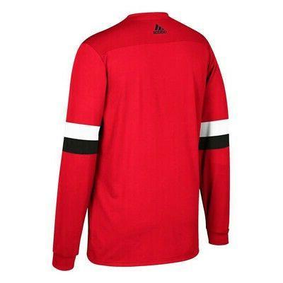 Ottawa Men's Red Long Replica T-Shirt