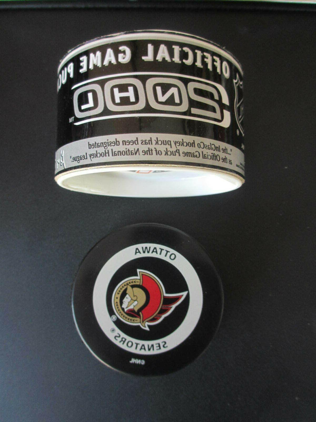 ottawa senators official 2000 nhl game hockey