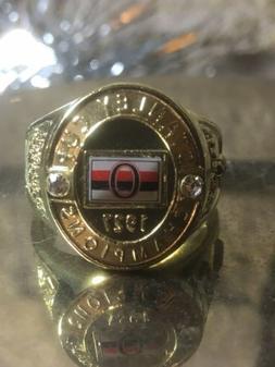 NEW Molson Canadian NHL Ottawa Senators Stanley Cup Ring