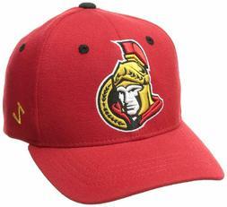 NEW Ottawa Senators NHL Hockey Zephyr Men's Stretch Fit Cap/