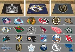 NHL All Star Mat Area Rug Fanmats Choose Your Team
