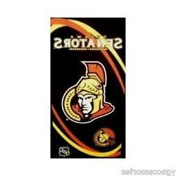"""NHL Ottawa Senators Wincraft Fiber Reactive 30"""" X 60"""" Pool B"""
