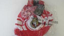 Littlearth NHL Ripple Drawstring Bucket Bag Ottawa Senators