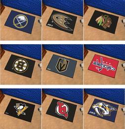 NHL Starter Mat Area Rug Fanmats Choose Your Team