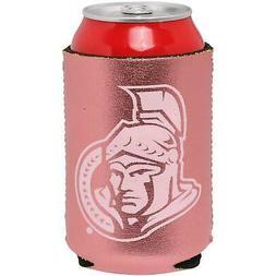 Ottawa Senators 12oz. Rose Gold Can Cooler