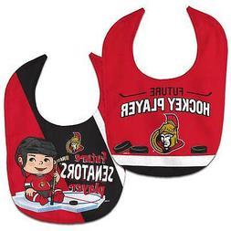 Ottawa Senators WinCraft 2-Pack Bib Set