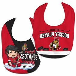 WinCraft Ottawa Senators 2-Pack Bib Set