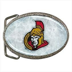 Ottawa Senators Belt Buckle - NHL Hockey