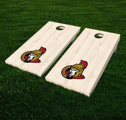 Ottawa Senators Cornhole Decal Vinyl NHL Hockey Car Wall Set