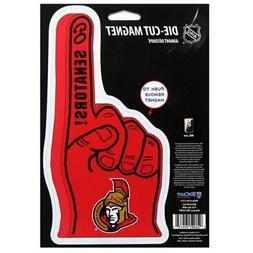 ottawa senators foam hand 6 x 9
