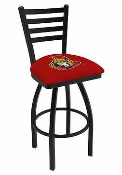 ottawa senators hbs red ladder back high