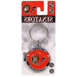 Ottawa Senators Keychain
