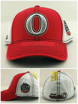Ottawa Senators Adidas New NHL 100 Classic Red White Era Fle