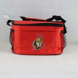 Ottawa Senators NHL Kolder 6 Can Pack Insulated Cooler Lunch