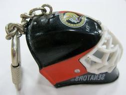 Ottawa Senators NHL Hockey MASK Key Ring by J.F. Sports