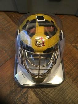 Ottawa Senators NHL Hockey Team Franklin Sports Mini Goalie