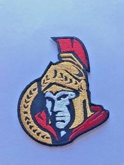 ottawa senators nhl jersey patch canadian centre