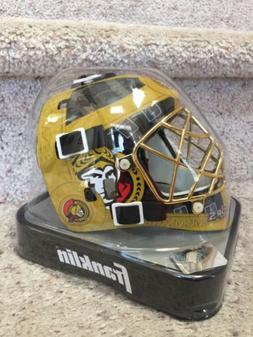 Ottawa Senators Franklin NHL Mini Goalie Helmet - NEW in BOX