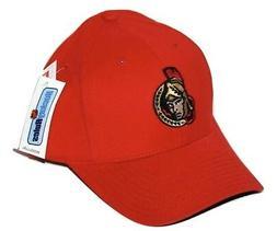 Ottawa Senators American Needle NHL Retro Logo Adjustable Ho