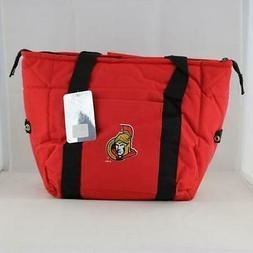 Ottawa Senators NHL Soft Sided Kolder 12-pack Insulated Cool