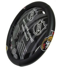 Ottawa Senators NHL Steering Wheel Cover