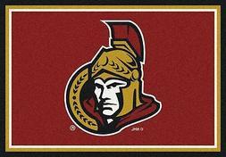 Ottawa Senators Milliken NHL Team Spirit Indoor Area Rug