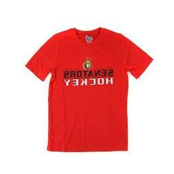 Ottawa Senators Outerstuff NHL Youth Red Performance T-Shirt