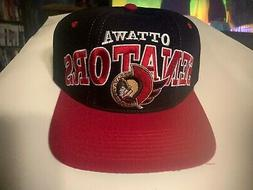 Ottawa Senators Snap Back Cap Starter The Right Hat Tri Powe