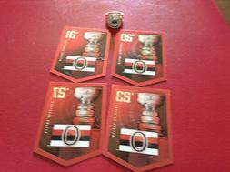 OTTAWA SENATORS   STANLEY CUP COMMEMORATIVE RING