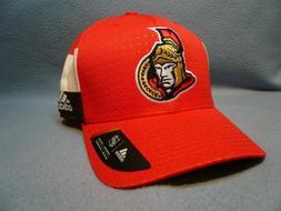 Adidas Ottawa Senators Structured Flex BRAND NEW hat cap NHL