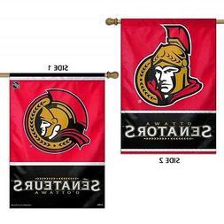 ottawa senators wc garden flag premium 2