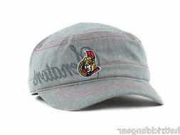 Ottawa Senators Reebok YW128 Women's NHL Hockey Military Sty