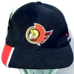 Vintage 90s OTTAWA SENATORS Bauer by Sports Specialties Hat